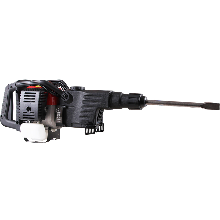 Multifunction Portable Gasoline 1800W Hand Hammer Rock Drill