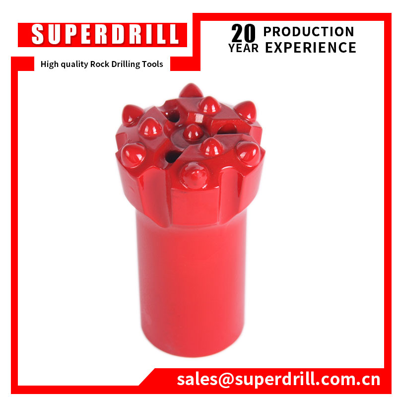 T45-89mm Thread button bits