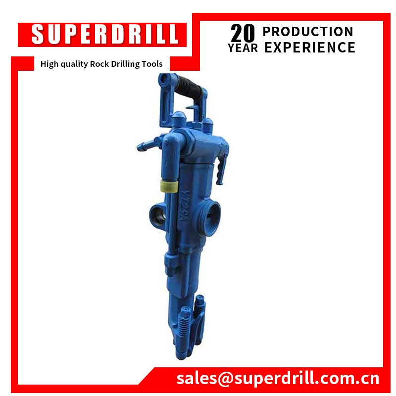 YT29A air leg rock drill
