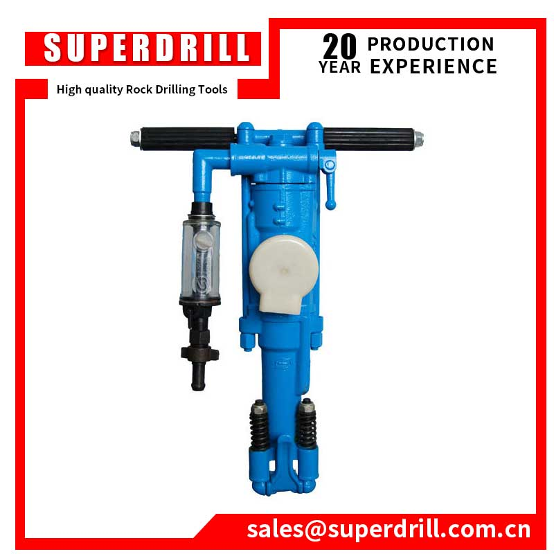 Y19A Hand Held Rock Drill
