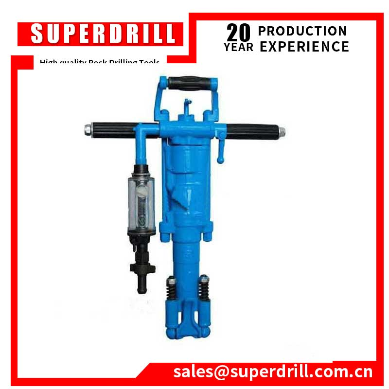 Y24 Hand Held Rock Drill