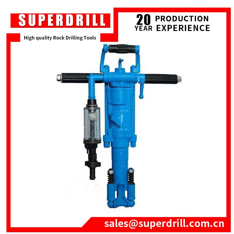 Y26 Hand Held Rock Drill