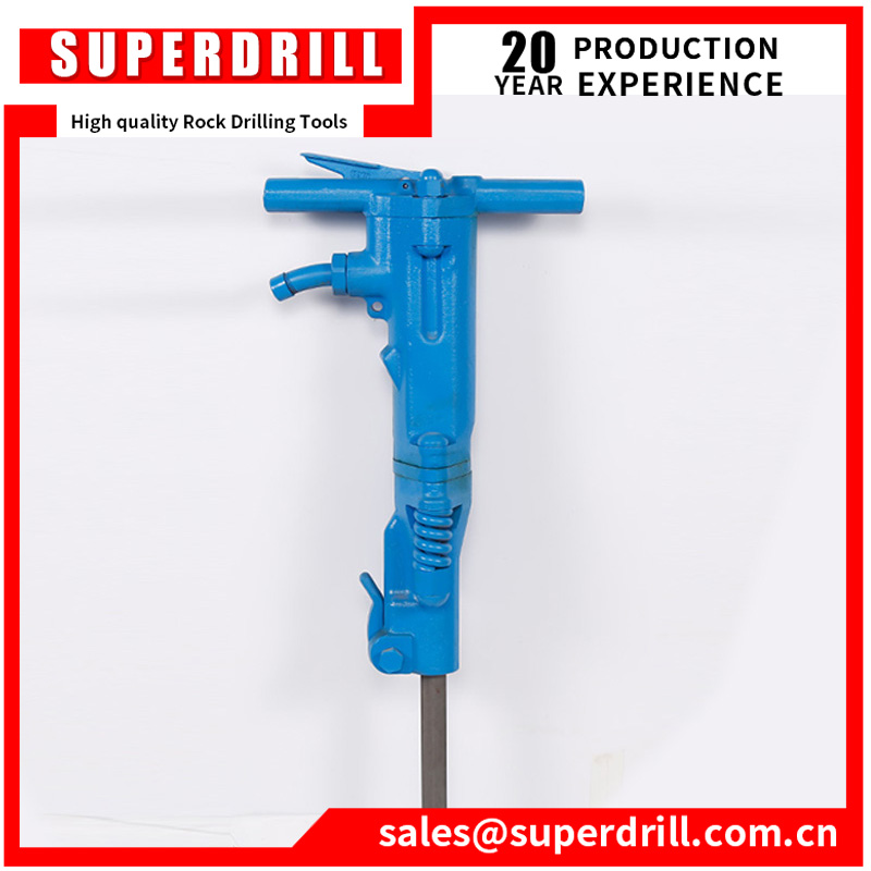 B67C Handheld Pneumatic Rock Breakers