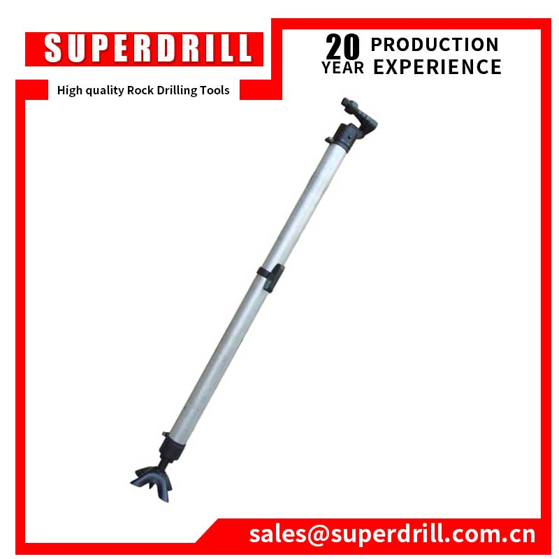 Air Legs are Suitable for pneumatic rock drills