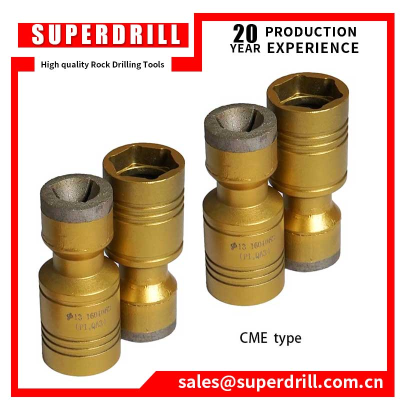 King CME Atlas Copco Sandvik DTH button bits sharpening diamond grinding cups