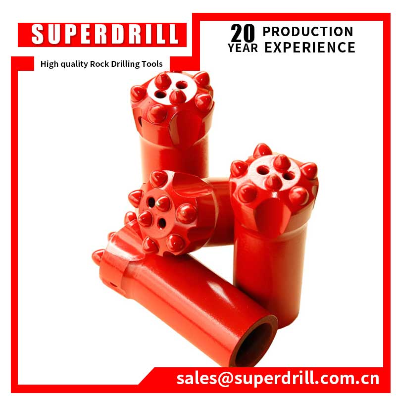 High quality new design top hammer Drill Tools Tapered Bits