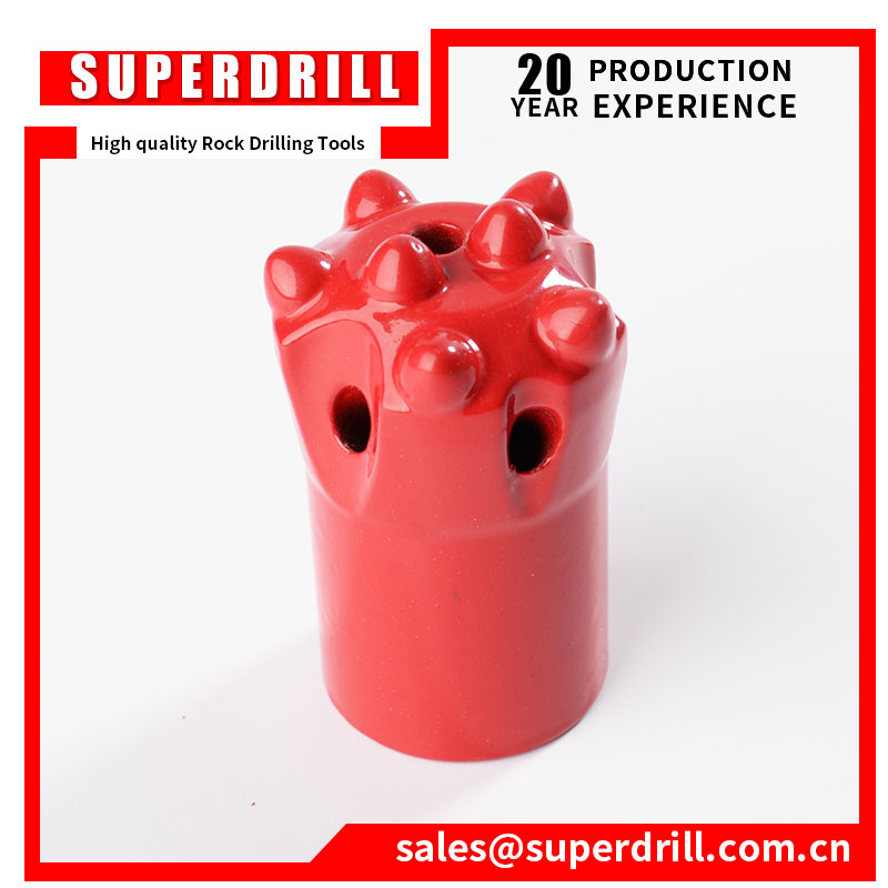 34mm tapered drill button bits for coal mining bit