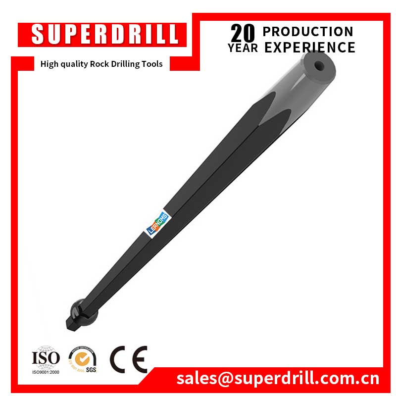 H25 159mm High Quality Tapered Rock Drill Steel Rod