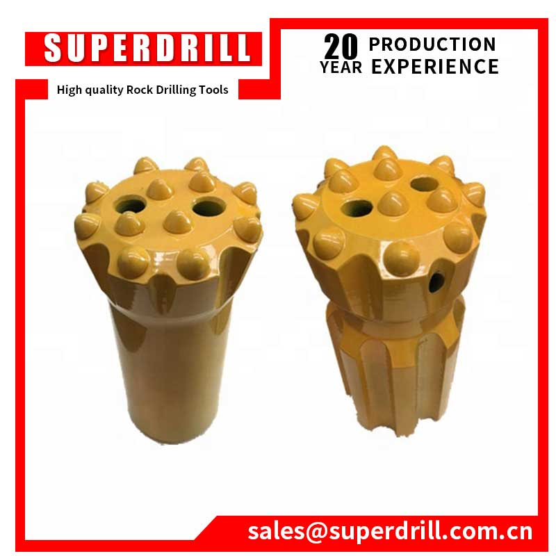 Glod R32 T38 T45 T51 Rock Drill Button Bits
